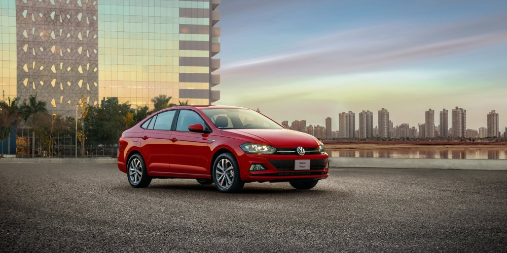 Volkswagen Virtus llegó a México, y trae todo para conquistarte