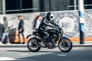 Tres motocicletas medianas ideales para ciudad