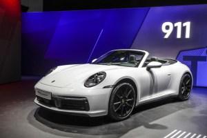 La familia Porsche se pone al día