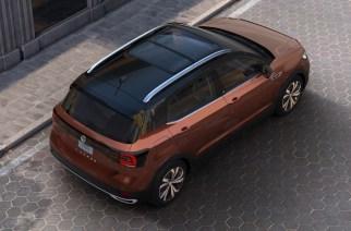 VW T-Cross: 100% #Cool y llega en noviembre