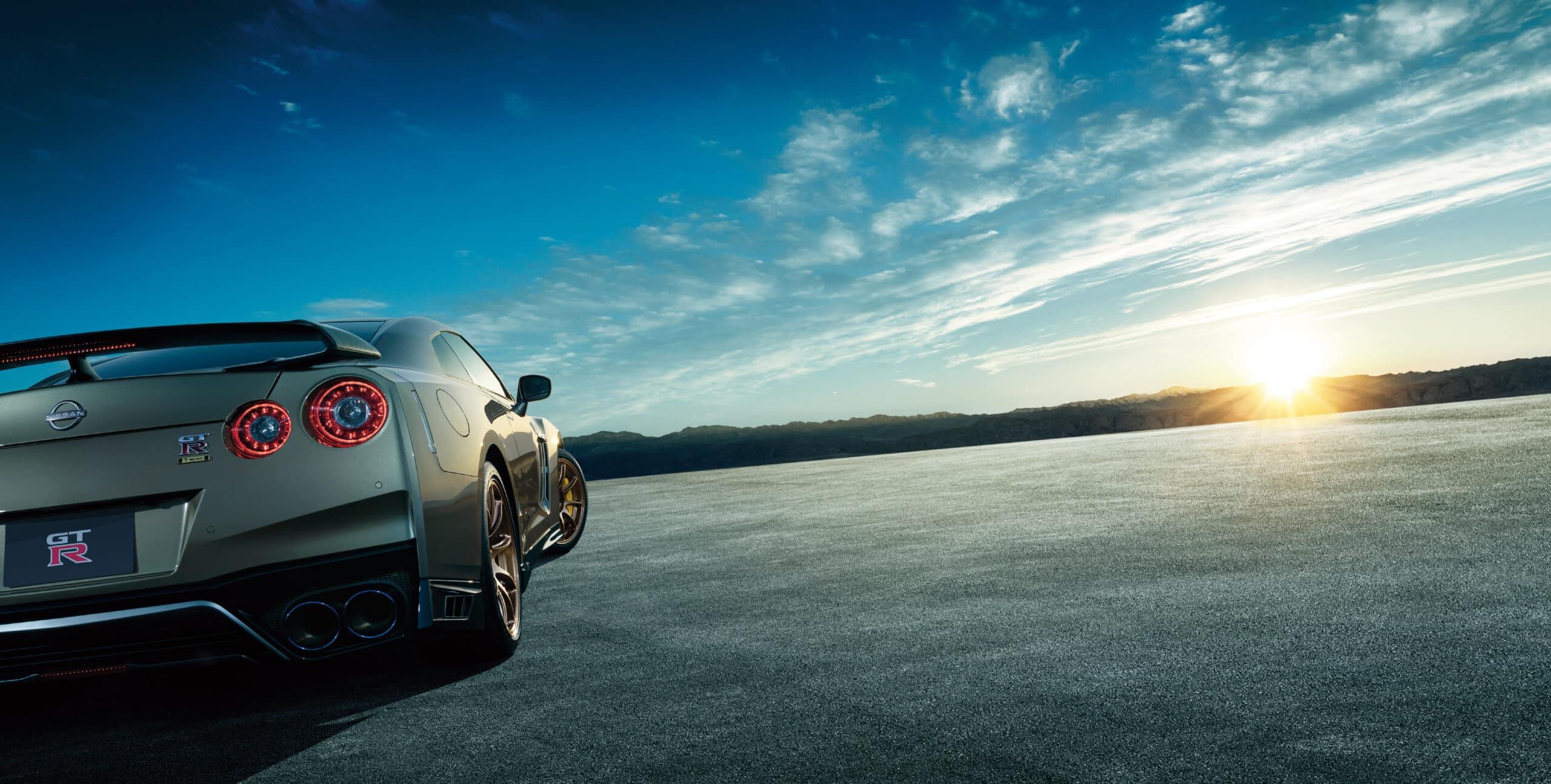 El nuevo Nissan GT-R 2022 debuta en Japón