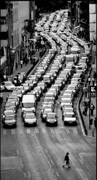 And you thought your commute was bad..