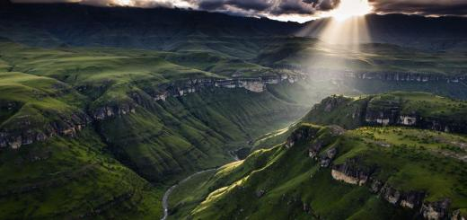 Drakensberg-Mountains-Southern-Africa