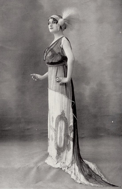 Fashion of The 1900s (2)