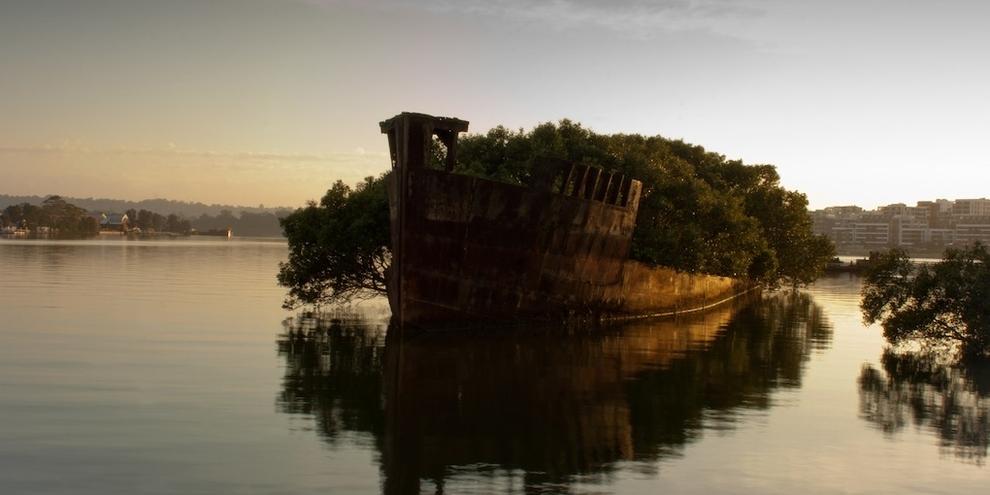 Amazing abandoned places (30 pictures)   Memolition