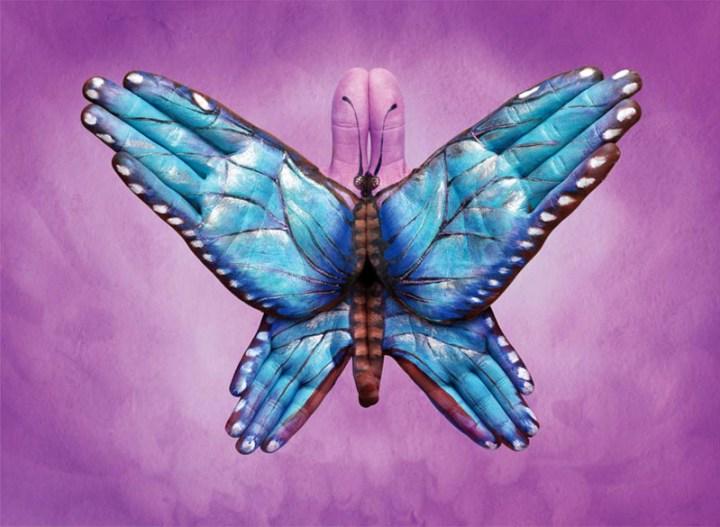Blu-Butterfly