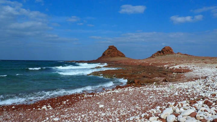 Dihamri-Beach