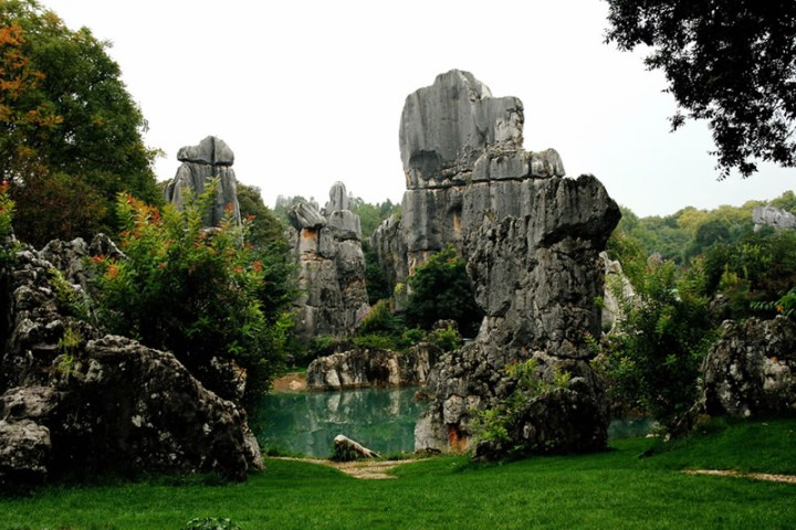 Lunan-Stone-Forest-Shilin-