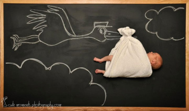 chalkboard-advenutres-of-a-newborn-baby-1