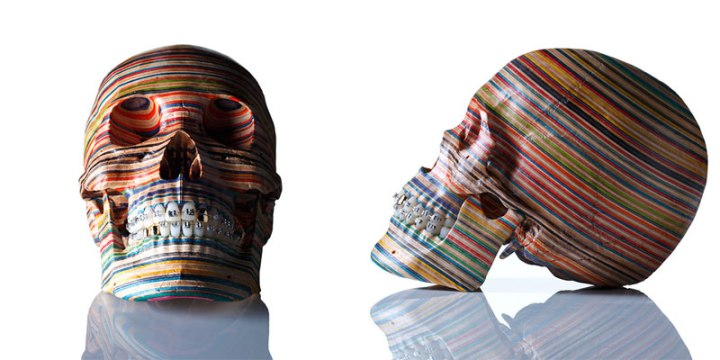 skull-made-from-old-skateboard-decks-haroshi