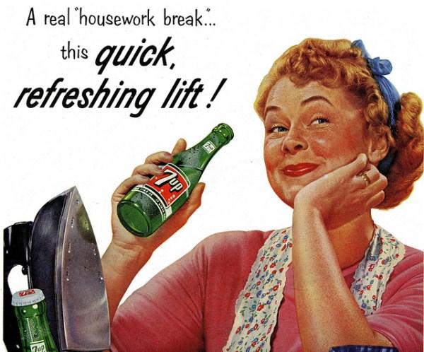 Offensive vintage ads