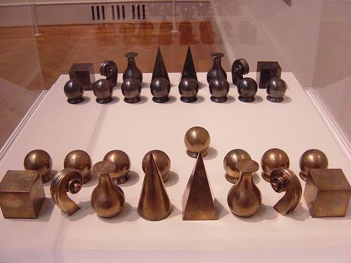 manray chess set2