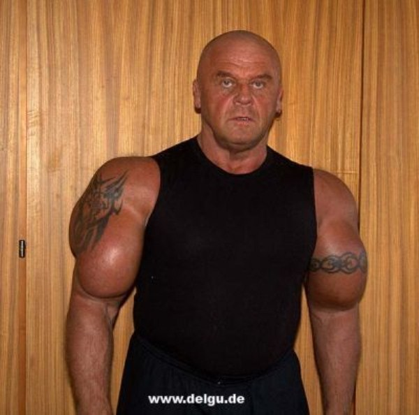 Image result for steroid gone wrong