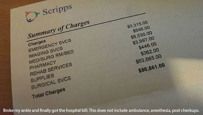 Us medical bills 15 pictures memolition altavistaventures Gallery