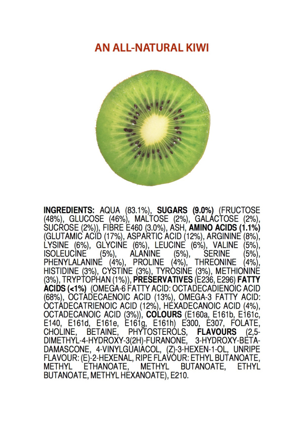 ingredients-of-an-all-natural-kiwi-poster-2