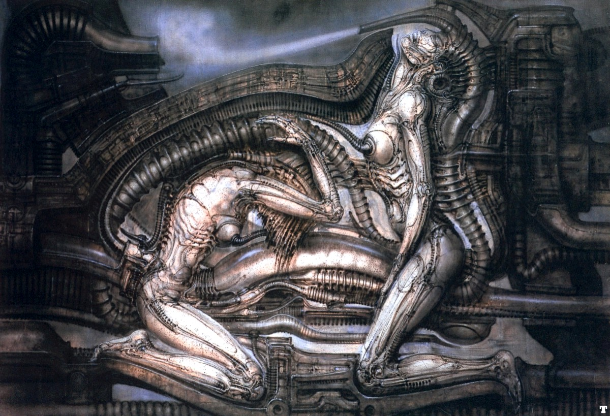 Alien Designer Hr Giger Dies At 74  Memolition-8680