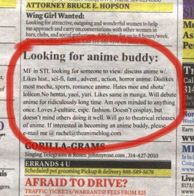 The 50 Most Hillarious Classified Ads Ever Memolition