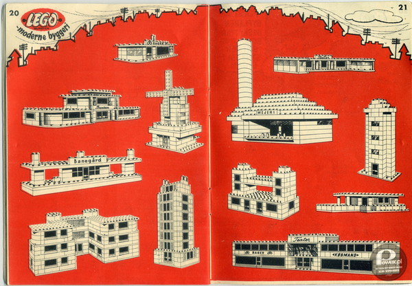 The First LEGO Catalog From 1955 | Memolition