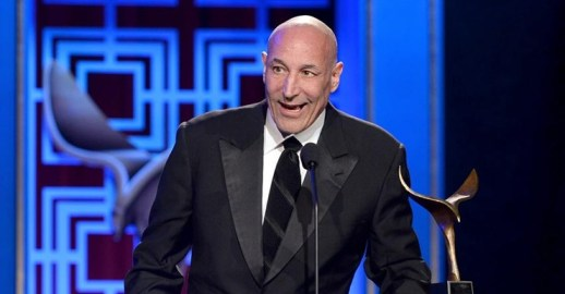Terminally ill Simpsons co-creator Sam Simon. Photo: Getty