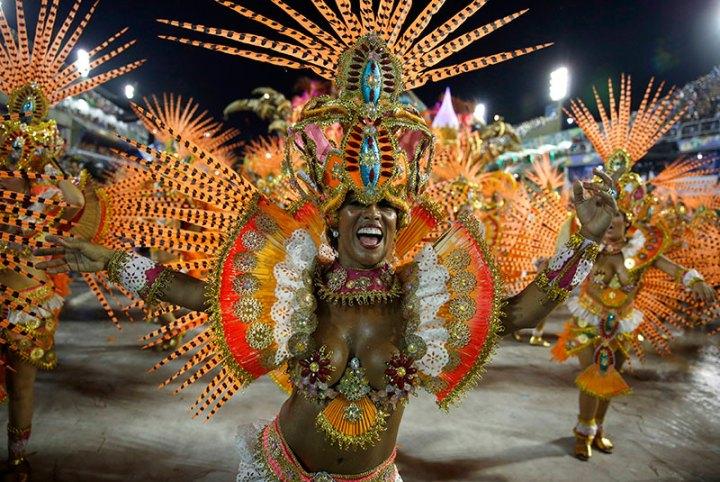 Carnival orgies