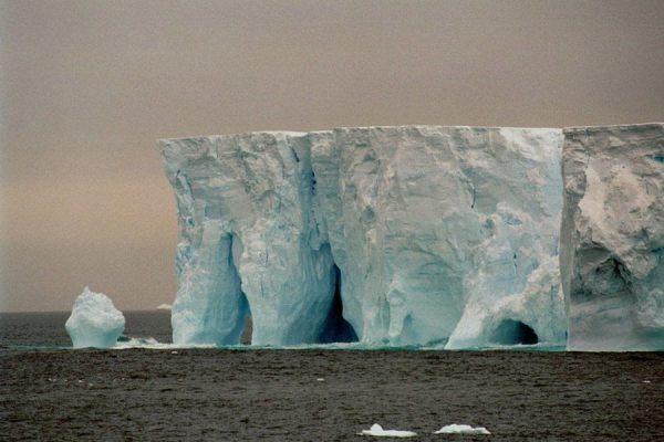 Antarctic-iceberg