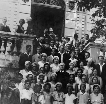 1932 - Visita do Ministro Alemão Hubert Knipping