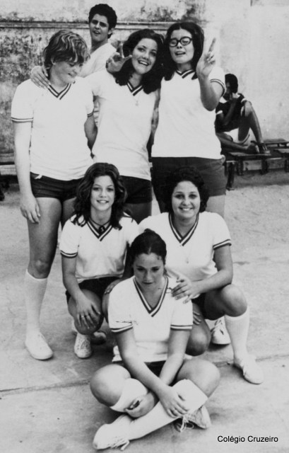 1971 - I Olimpíada Interna do Colégio Cruzeiro - Centro