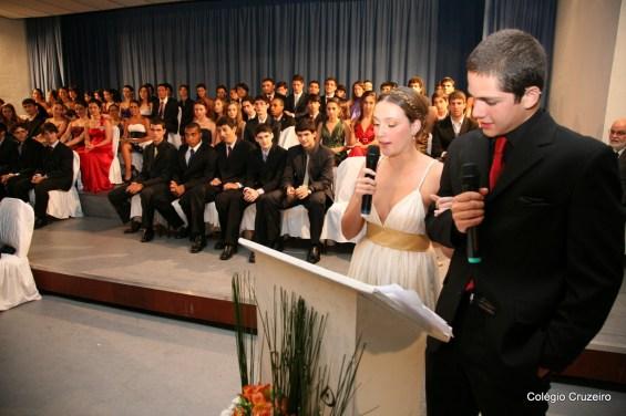2008 - Formatura da turma 300 do Colégio Cruzeiro - Centro (Foto Alle Vidal)