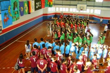 2010 - Dia Olímpico do Colégio Cruzeiro - Centro