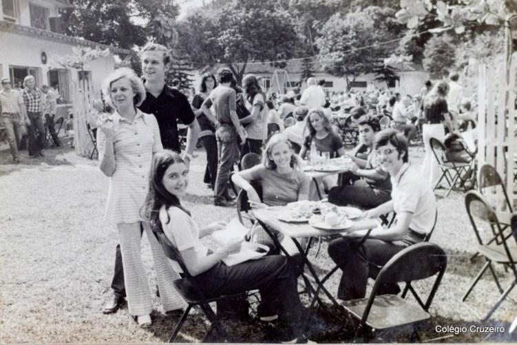 1972 - Dia do Ex-aluno do Colégio Cruzeiro - Centro