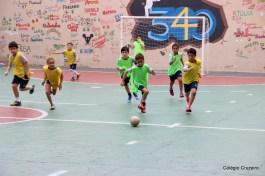 2015 - Alunos do 2º e 3º anos do Ensino Fundamental da unidade Centro participam de Festival de Futsal