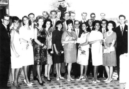 1963 - Formatura