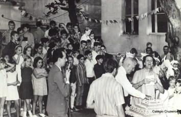 1967 - Festa de Comemoração dos 105 anos do Colégio Cruzeiro - Centro