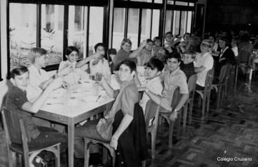 1968 - Primeiro retiro do Coro em Araras