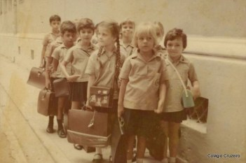 1968 - Turma da Educação Infantil