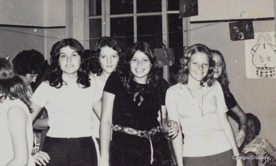 1971 - Festa do Advento no Colégio Cruzeiro - Centro