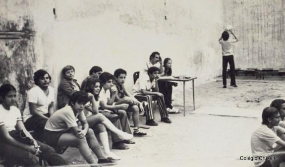 1971 - Jogos Olímpicos do Colégio Cruzeiro - Centro