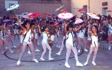 1989 - Festa Folclórica do Colégio Cruzeiro - Centro