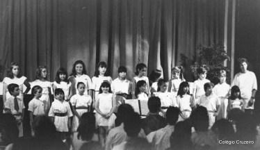 1990 - Coro Colégio Cruzeiro
