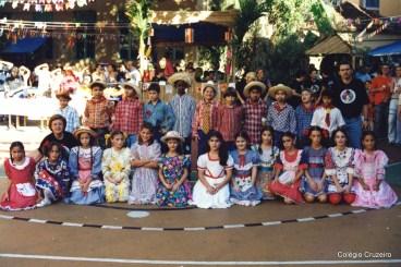 2002 - Festa Junina no Colégio Cruzeiro - Centro