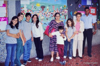 2003 - Campanha contra a fome - Instituto Nosso Lar