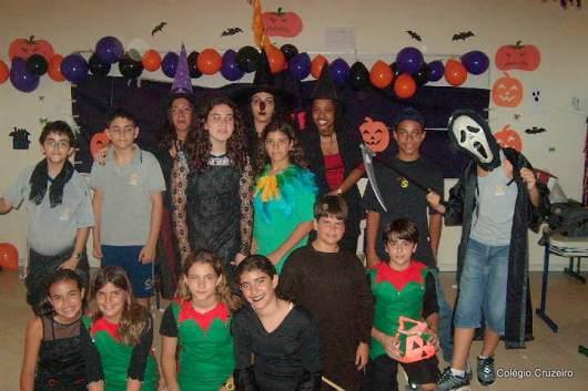2003 - Halloween do Colégio Cruzeiro - Jacarepaguá