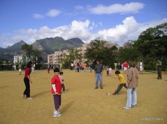 2004 - Dia da família no Colégio Cruzeiro - Jacarepaguá