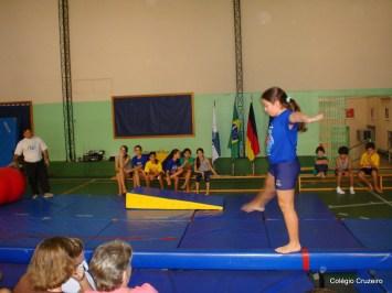 2006 - Apresentação de Ginástica Olímpica no Colégio Cruzeiro - Centro
