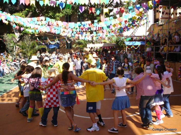 2006 - Festa Junina do Colégio Cruzeiro - Centro