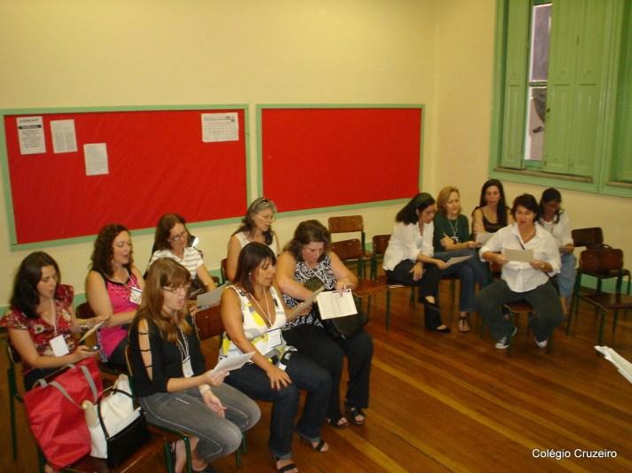 2007 - Dia do Ex-aluno no Colégio Cruzeiro - Centro