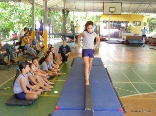 2012 - Apresentação de Ginástica no Colégio Cruzeiro - Jacarepaguá