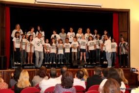 2015 - Apresentação dos corais Infanto-juvenil e Adulto do Clégio Cruzeiro - Centro