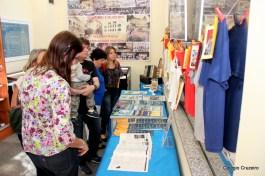 2015 - Exposição no Centro de Memória durante Dia do Ex-aluno na unidade Centro