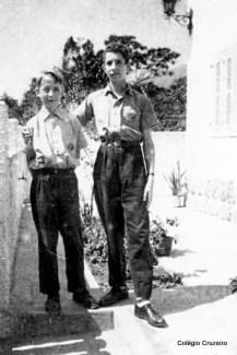 1951 - Hans Joachim Wolff e Klaus Georg Wolff
